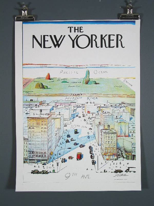 The New Yorker, 1976